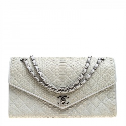 42bce929b652 Buy Pre-Loved Authentic Chanel Exotic bags for Women Online | TLC
