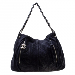 142c02e88e19 Buy Pre-Loved Authentic Chanel Hobos for Women Online   TLC