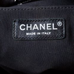 Chanel Black Quilted Leather Large Urban Spirit Backpack