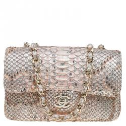 2e758adbdb01b6 Buy Pre-Loved Authentic Chanel Exotic bags for Women Online | TLC