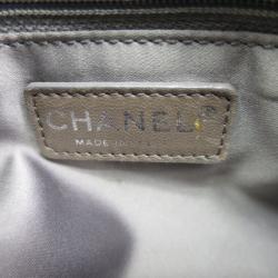 Chanel Black Caviar Chain Shoulder Bag