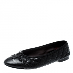 98fd230445a70 Buy Pre-Loved Authentic Chanel Flats for Women Online | TLC