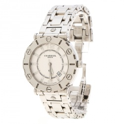 783095f1d5f Charriol Cream Stainless Steel RT38 Women s Wristwatch 38 mm