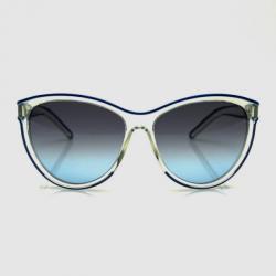 Chloé Transparent Blue CE622S Womens Sunglasses