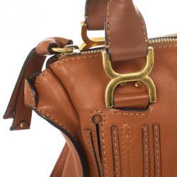 Chloe Brown Marcie Hobo Medium Bag
