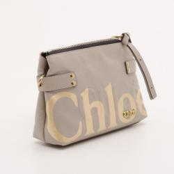 Chloe Logo Crossbody Bag