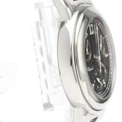 Chopard Black Stainless Steel Mille Miglia 8900 Quartz Women's Wristwatch 33 MM