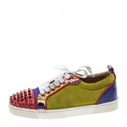 945f31677f7 Buy Pre-Loved Authentic Christian Louboutin Sneakers for Women ...