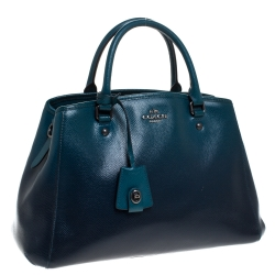 Coach Ombre Leather Margot Carryall Satchel