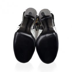 Dior Patent Leather 'Spectator' Oxford Pumps Size 37