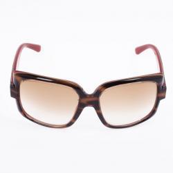 5cf0fae4bab3 Dior 60 S 1 Tortoise  amp  Red Frame Square Women Sunglasses