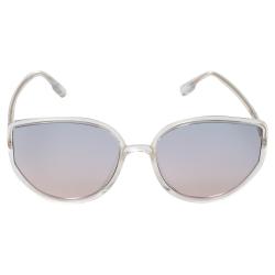 Dior Clear / Bicolor Gradient DiorSoStellaire4 Cat Eye Sunglasses