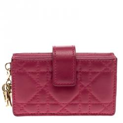 d1a20b54071 Buy Pre-Loved Authentic Dior Wallets for Women Online | TLC