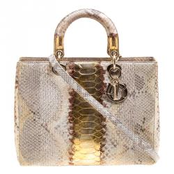 Buy Pre-Loved Authentic Dior Exotic bags for Women Online  2ee36338ec0e1