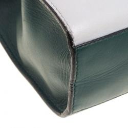 Dior Multicolor Leather Diorever Squad Shoulder Bag