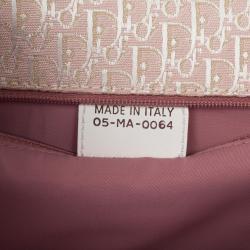 Christian Dior D' Trick Wingtip Baguette Bag