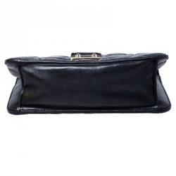 Dior Black Cannage Quilted Leather Miss Dior Promenade Pouch