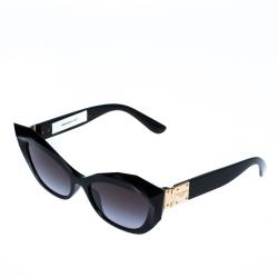 Dolce & Gabbana Black/Grey Gradient DG6123 Sunglasses