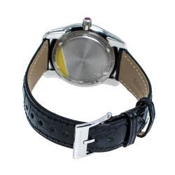 Dolce & Gabbana Slate Gray Stainless Steel DG7 Gems Women's Wristwatch 34 mm
