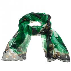3832a08c Buy Pre-Loved Authentic Dolce and Gabbana Scarves for Women Online | TLC