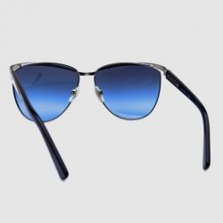 Dolce and Gabbana Madonna Double Brow Cat Eye Womens Sunglasses