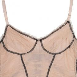 Dolce and Gabbana Tulle Cami Dress M