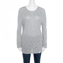 930ed1803ec303 Buy Pre-Loved Authentic Emporio Armani Knitwear/Sweaters for Women ...