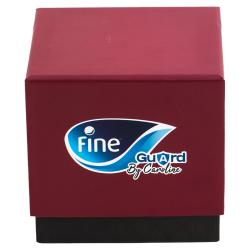 Fine Guard By Caroline Reusable N95 Face Mask, Playful Dots - Medium (Available for UAE Customers Only)