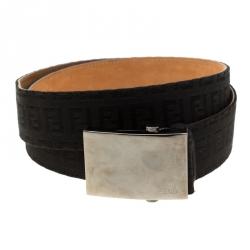 67c78c3c Buy Pre-Loved Authentic Fendi Belts for Men Online | TLC