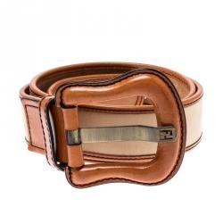9fed588cbd Buy Pre-Loved Authentic Fendi Belts for Women Online | TLC