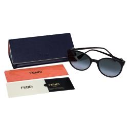 Fendi Tortoise/Grey Gradient FF0288/S Cat Eye Sunglasses