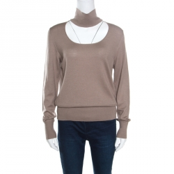 460d426fcab8f2 Buy Pre-Loved Authentic Fendi Knitwear Sweaters for Women Online