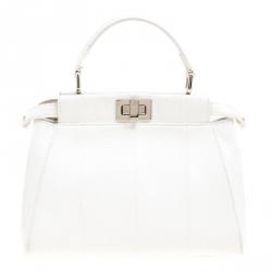 7c7dedc576ae Buy Pre-Loved Authentic Fendi Exotic bags for Women Online