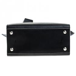 Fendi Back Leather Mini 3Jours Tote