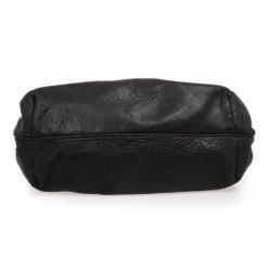 Fendi Black Nappa Leather Spy Bag