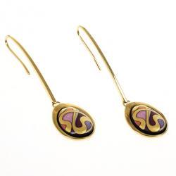 Frey Wille Pendant Earrings