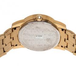 GF Ferre Brown Women's Wristwatch 41MM