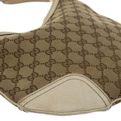 Gucci Princy GG Supreme Hobo