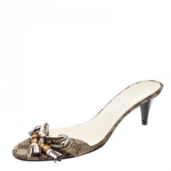 50b4a6847 Buy Pre-Loved Authentic Gucci Sandals for Women Online | TLC