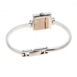 Gucci Black Stainless Steel 1900L Women's Wristwatch 19 mm