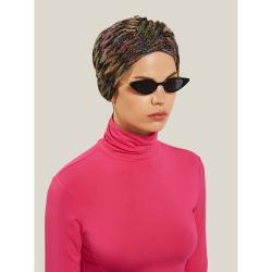 Illesteva Black Marianne Cat-Eye Sunglasses