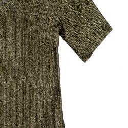 Isabel Marant Metallic Lurex Dress L