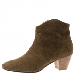 2ff64dc3b1aa3 Buy Pre-Loved Authentic Isabel Marant Boots for Women Online | TLC