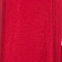 Issa Red Silk Kaftan Maxi Dress  L