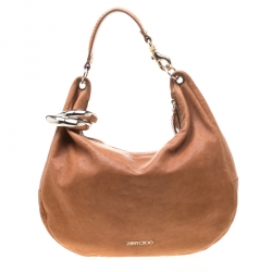 3719b3d8fa Buy Pre-Loved Authentic Jimmy Choo Hobos for Women Online | TLC