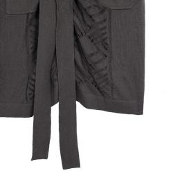 Kenzo Button Down Knit Cardigan L