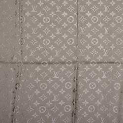 Louis Vuitton Verone Monogram Wool and Silk Shawl