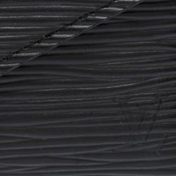 Louis Vuitton Black Epi Leather Victorine Wallet