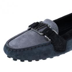 Louis Vuitton Tricolor Oxford Loafer Size 36