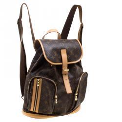 Louis Vuitton Monogram Canvas Bosphore Backpack